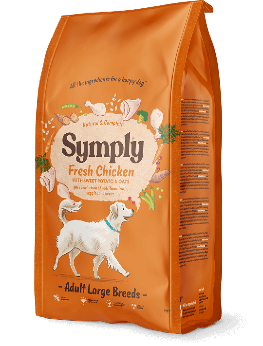 Symply large breed dry