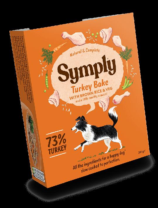 Symply turkey bake 395